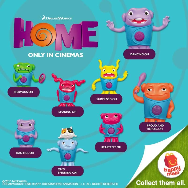 Mcdonald Including Books Happy Meals Myfox8 Description From Agcar Party I Searched For This On Bing Com Image Dreamworks Home Happy Meal Happy Meal Toys