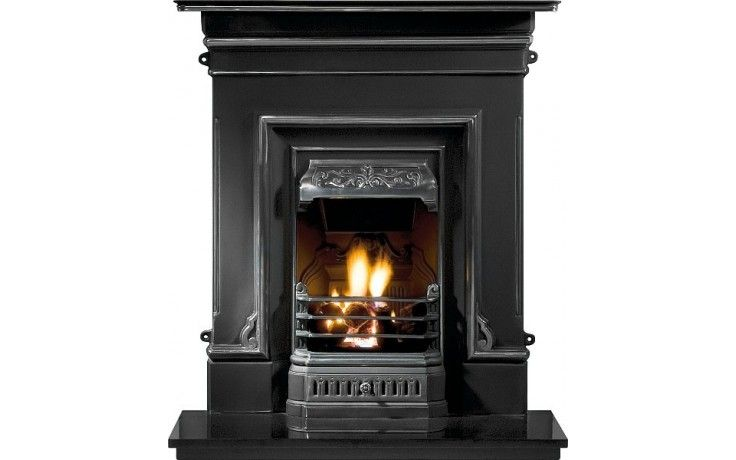 Edinburgh Combination Cast Iron Fireplace
