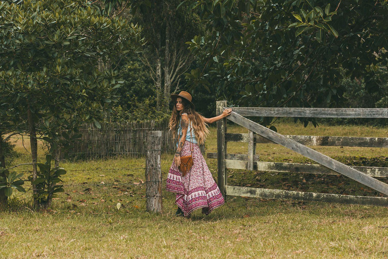 Bohemian style shoulder leather bag #bohoinspiration #bohemian #leather #boho www.mahilacouro.com.br