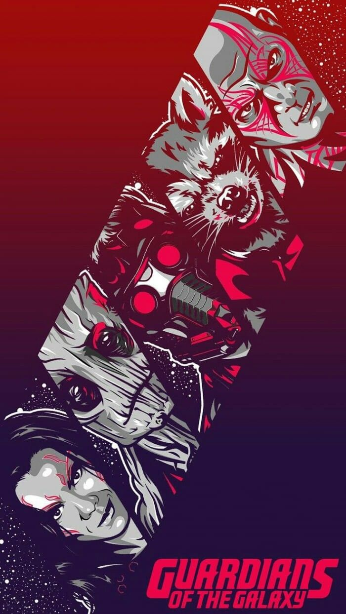 Guardians of the Galaxy wallpaper Personnages marvel