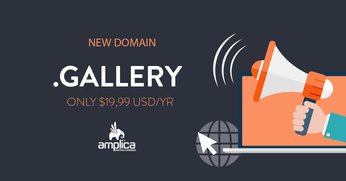 .GALLERY Domain Registration