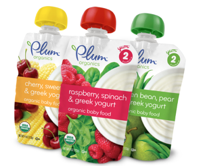 ShopRite: (4) FREE Plum Organics Baby Food Pouches! (After Coupon) Read more at http://www.stewardofsavings.com/2015/03/shoprite-4-free-plum-organics-baby-food.html#W5kCFxTAE5hXPGdi.99