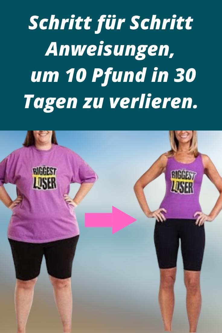 Diät, um schnell Gewicht zu verlieren 30 Kilo in Pfund