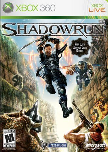 Shadowrun Xbox 360 Learn More By Visiting The Image Link Note