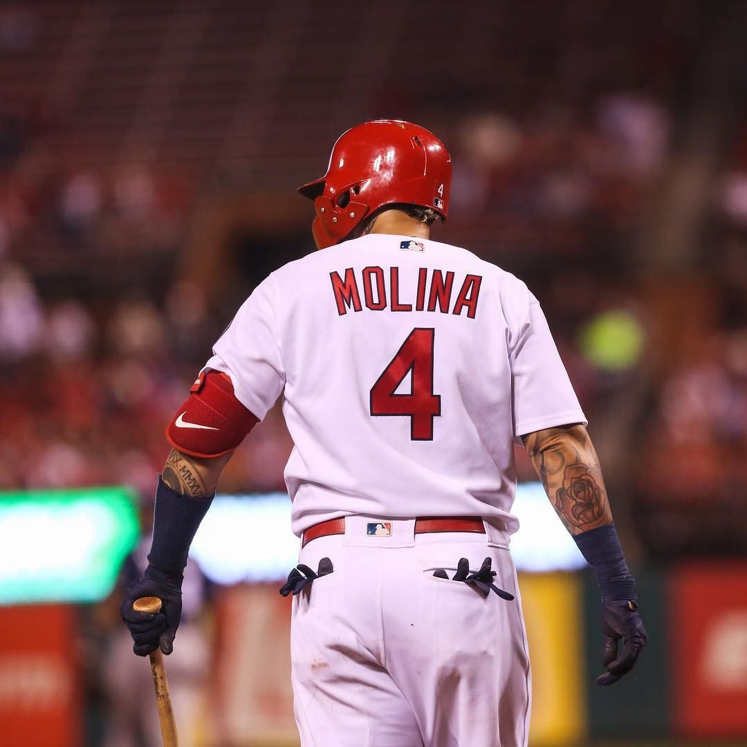 Yadier Molina Leads All Mlb Catchers With 71 Rbi T1st In Hits 117 And 3rd In Hr 19