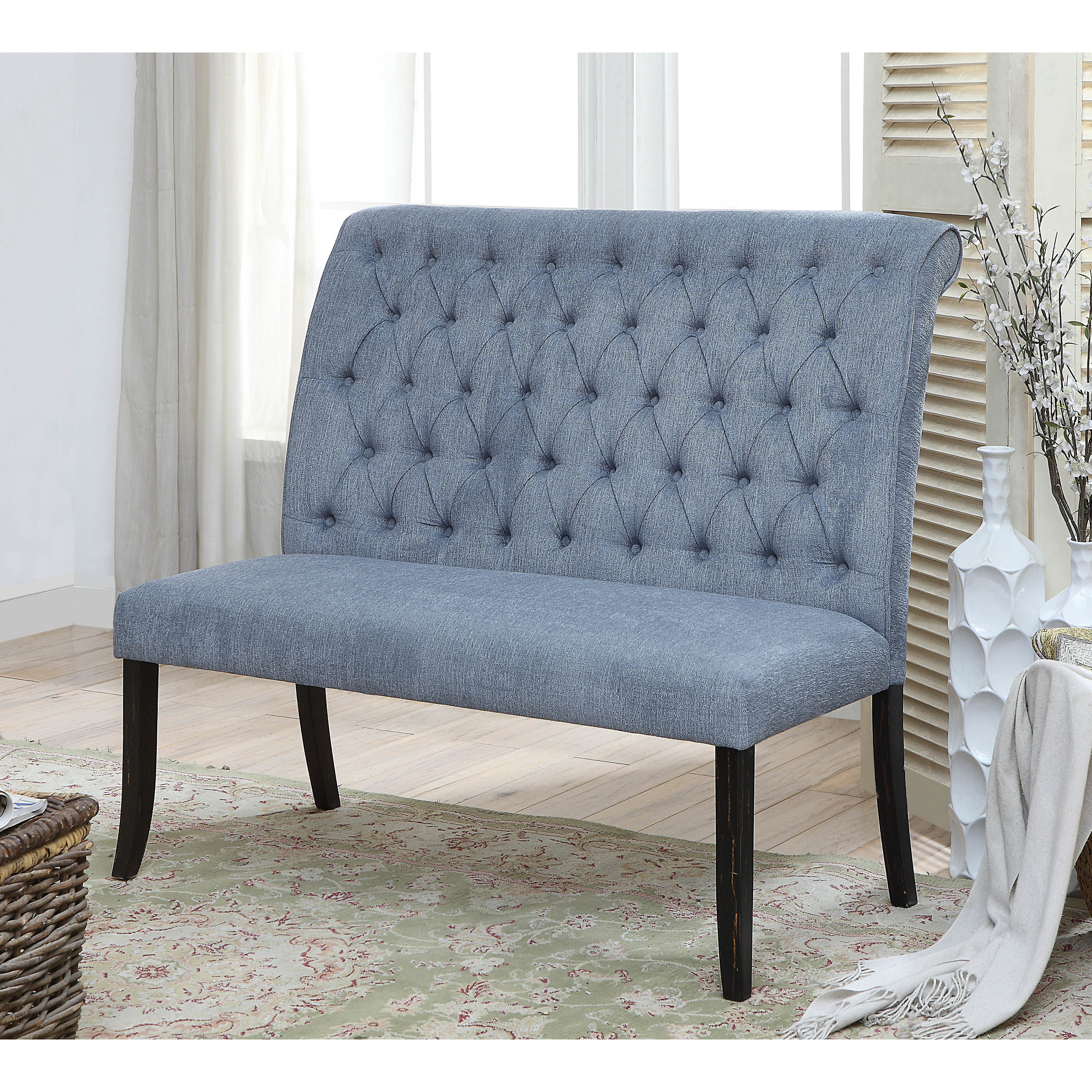 Stupendous Gracewood Hollow Suyin Contemporary Button Tufted Chenille 2 Machost Co Dining Chair Design Ideas Machostcouk
