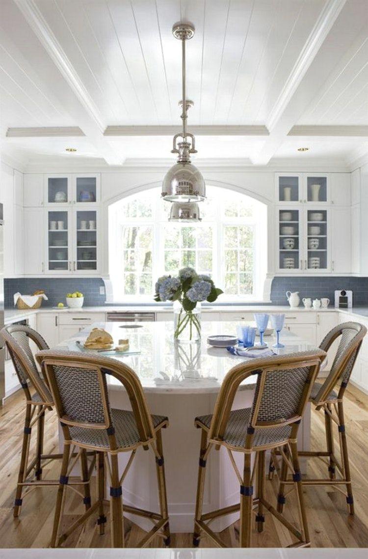 fesselnd k chen im amerikanischen style auf ideen fur haus und garten auch amerikanische. Black Bedroom Furniture Sets. Home Design Ideas
