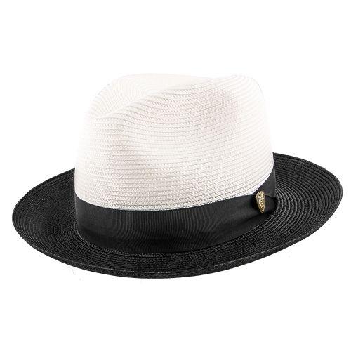 dff5bdf5112 Toledo - Dobbs Straw Fedora Hat - DSTLDO in 2019 | Women - Fedora ...