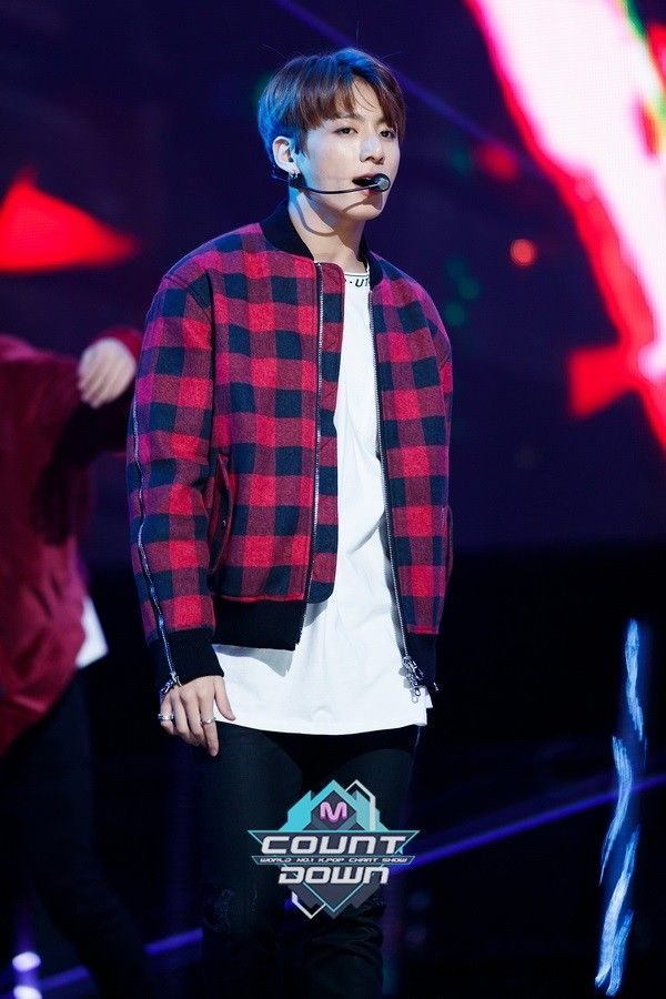 Jungkook ❤ BTS Mnet MCOUNTDOWN Photo #BTS #방탄소년단