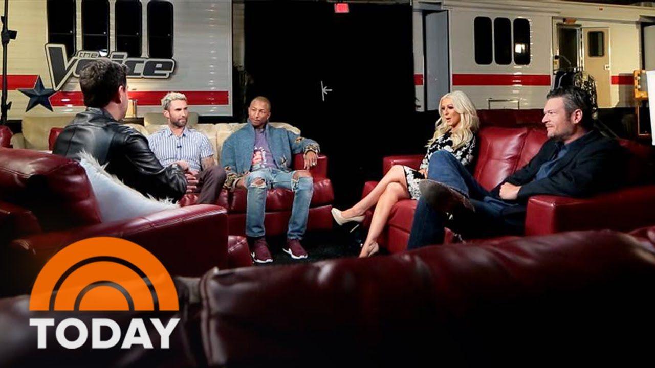 'The Voice' Coaches Talk Season 10, Blake Shelton's 'Ridiculousness' | T...