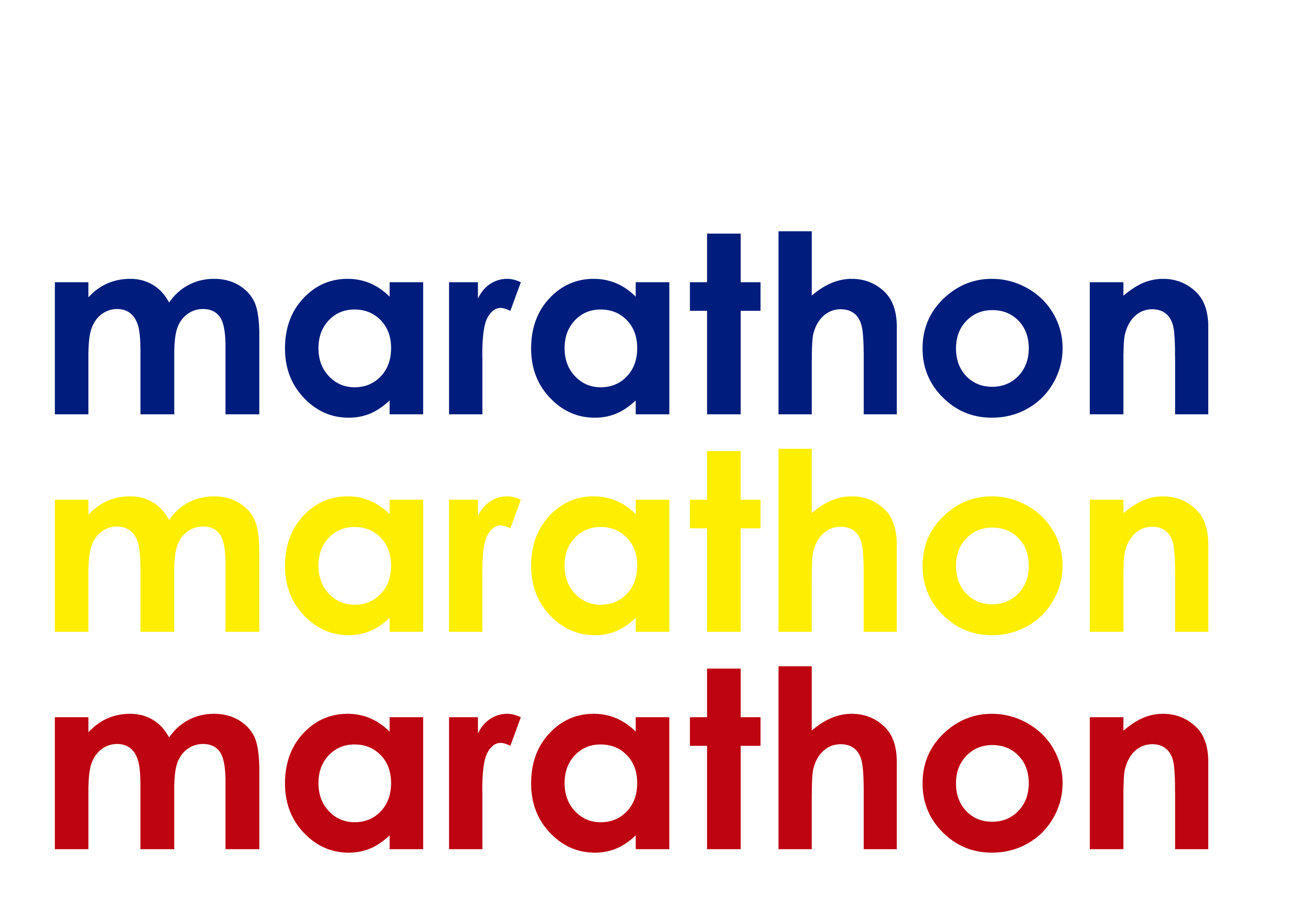 MARATHON SPORTS Disenos de unas