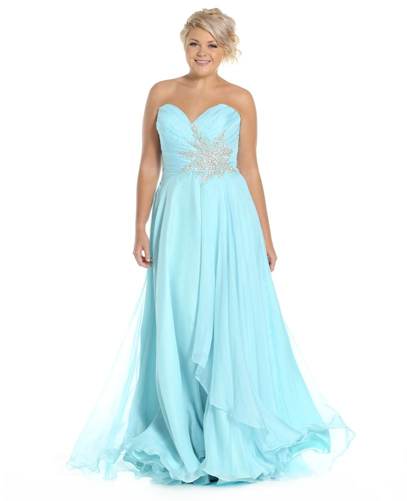 Annabelle, Prom or Evening gown by Ruby Prom. A beautiful sweetheart ...