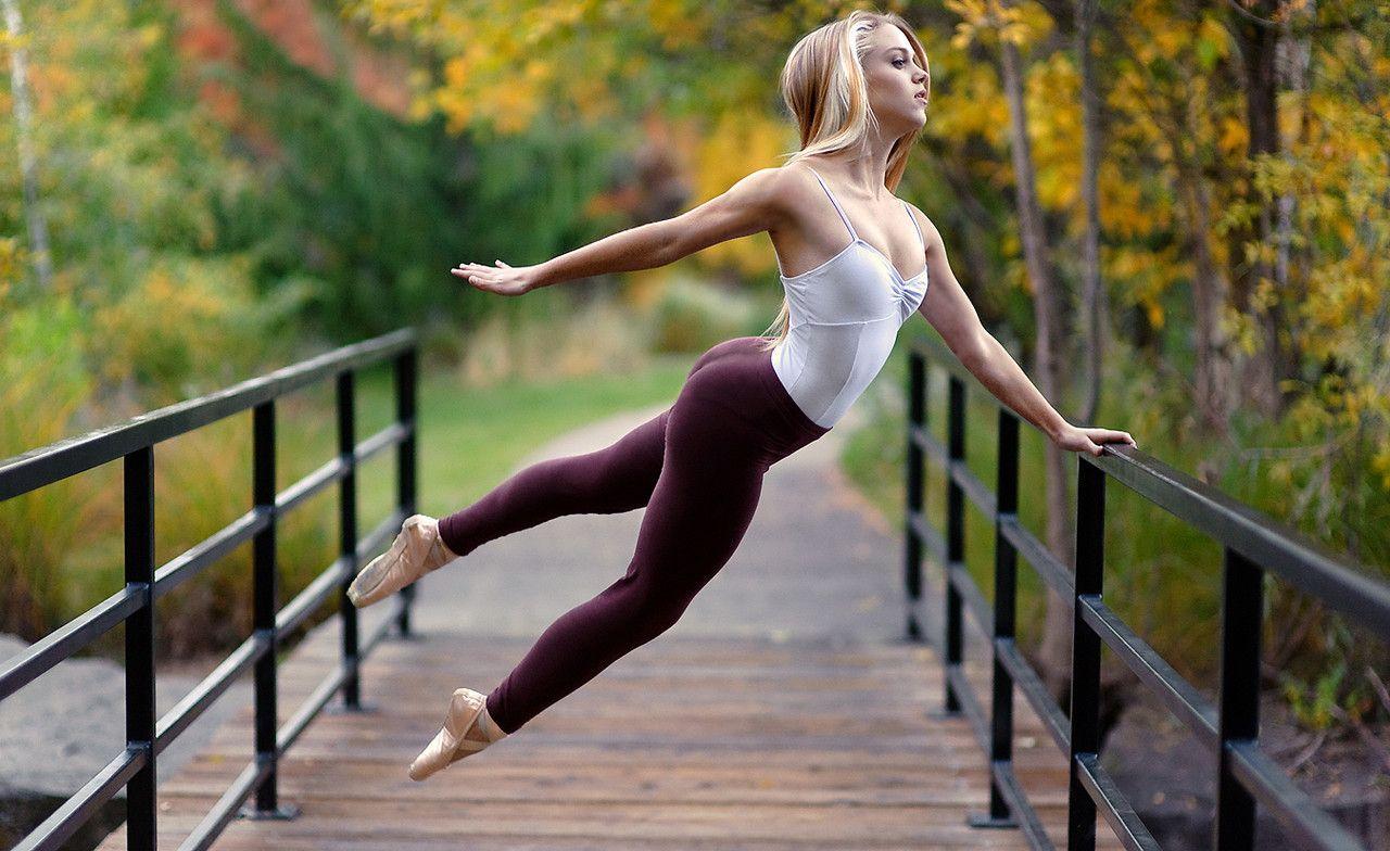 Freestyle ballerina this is my urban ballerina dance