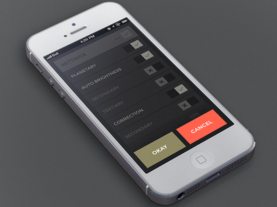 Dribbble - UI Explorations @2x by Johan Rundberg
