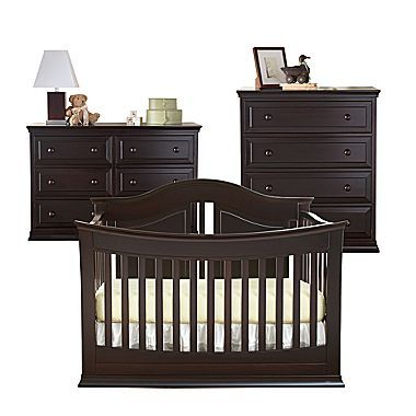 jcp | Rockland Austin 3-pc. Baby Furniture Set - Espresso | For the ...