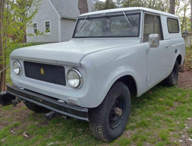 1962 International Scout Scout 80 -$7,900