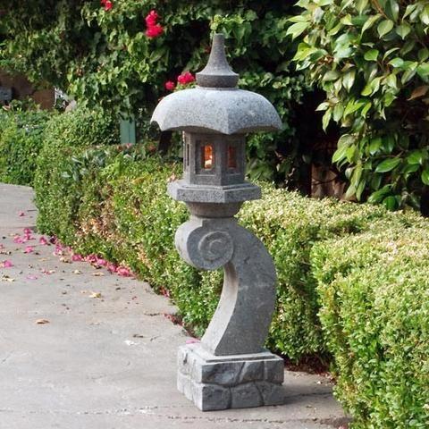 Japanese garden design guide | Japanese garden lanterns, Garden ...