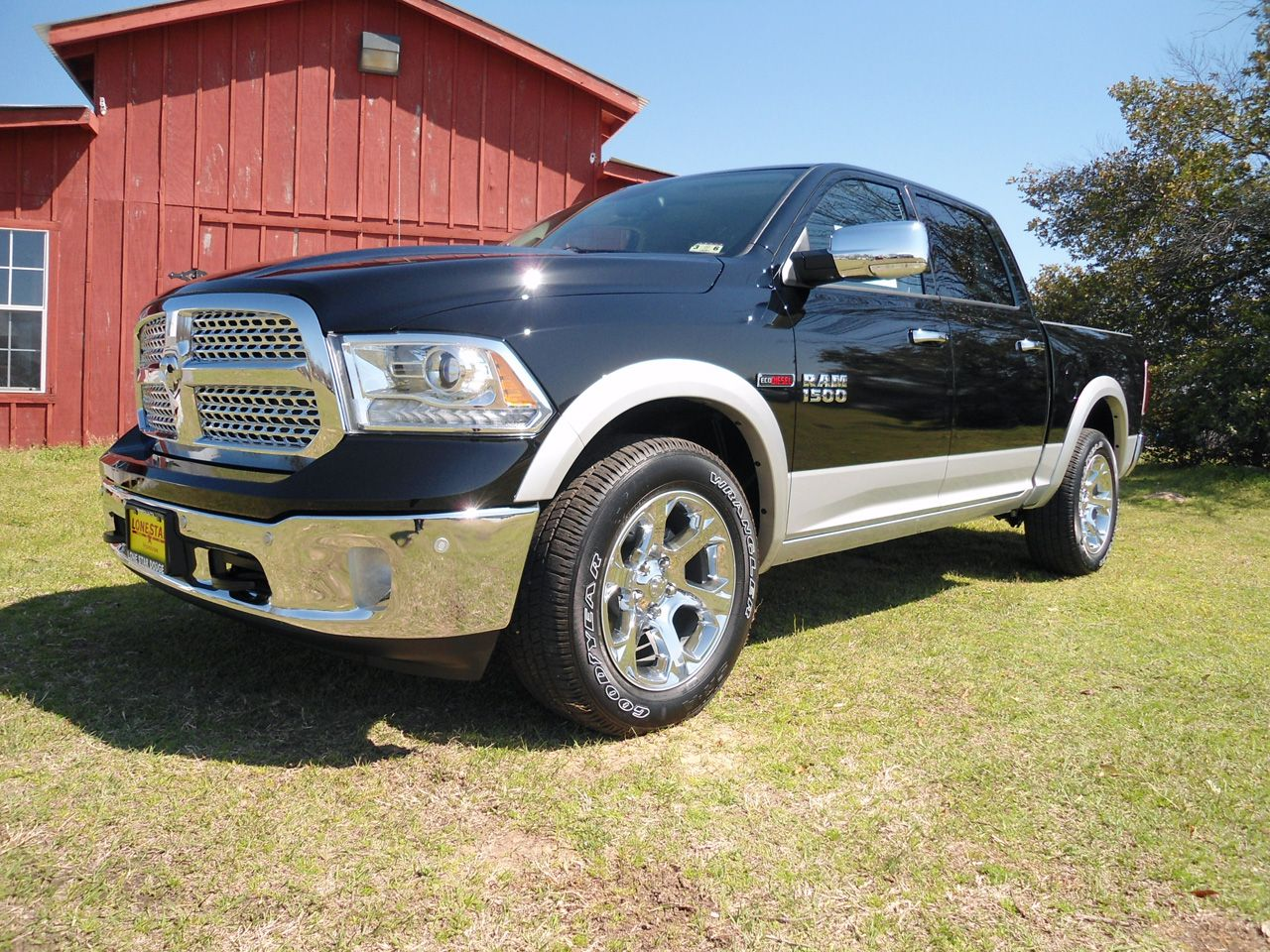 2014 ram 1500 laramie crew cab 4x4 powered by the all new efficient 3 0 liter ecodiesel