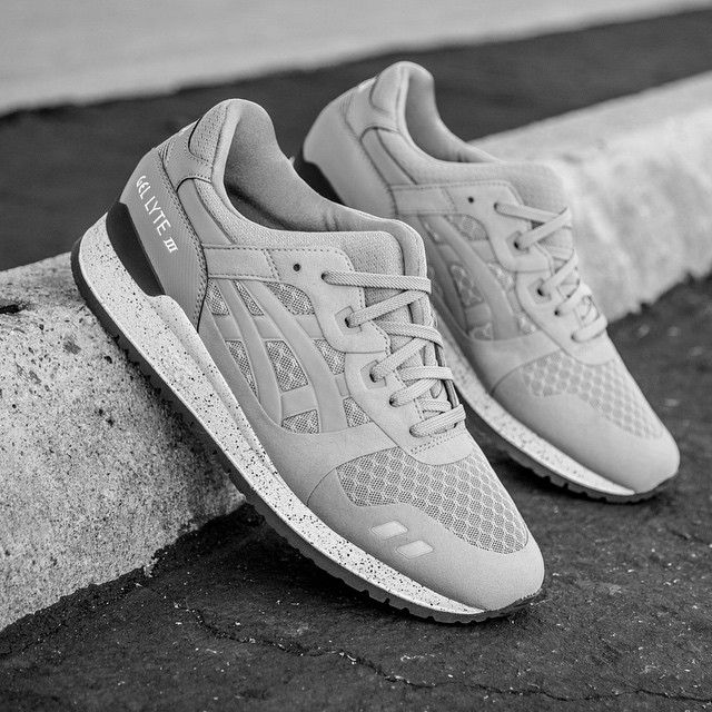 Asics Gel Lyte III NS: light grey