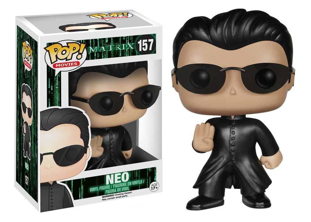 Funko Pop! Movies: The Matrix - Neo