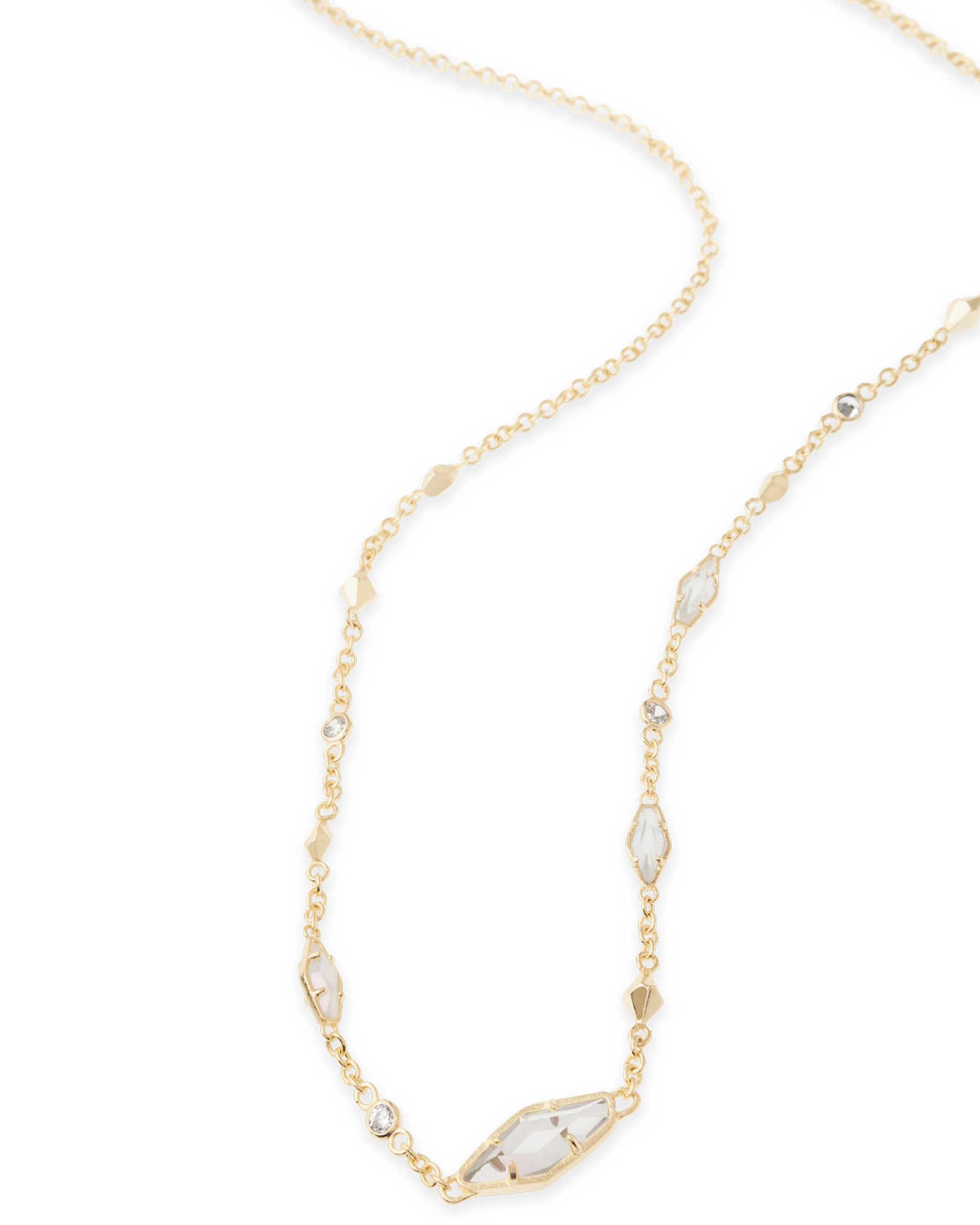10e33ca38843bc This gold choker necklace from Kendra Scott is the perfect layering piece  this season. Custom