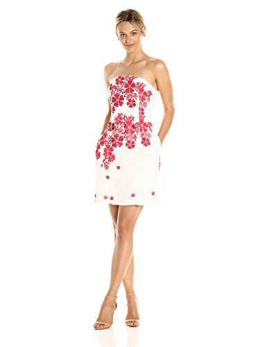 Women's Fashion Dresses Plenty by Tracy Reese Dresses Women's Nora, Lace on Lace, 4