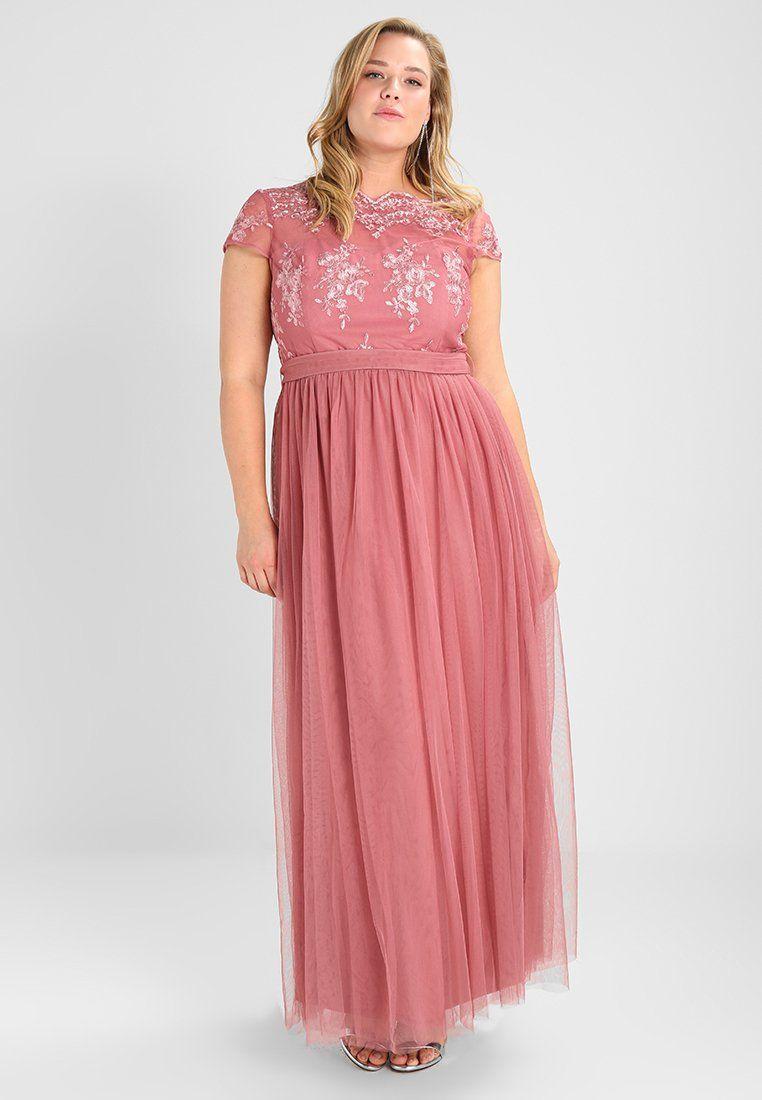 EMBROIDERY - Vestido de fiesta - rosette | Pinterest