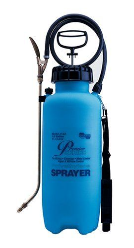 Chapin Premier 3 Gallon Poly Sprayer 2123 By Chapin 65 43 Includes Viton Gaskets And Seals Relief Valve Lock On Feature Polyethyle Sprayers Chapin Bottle