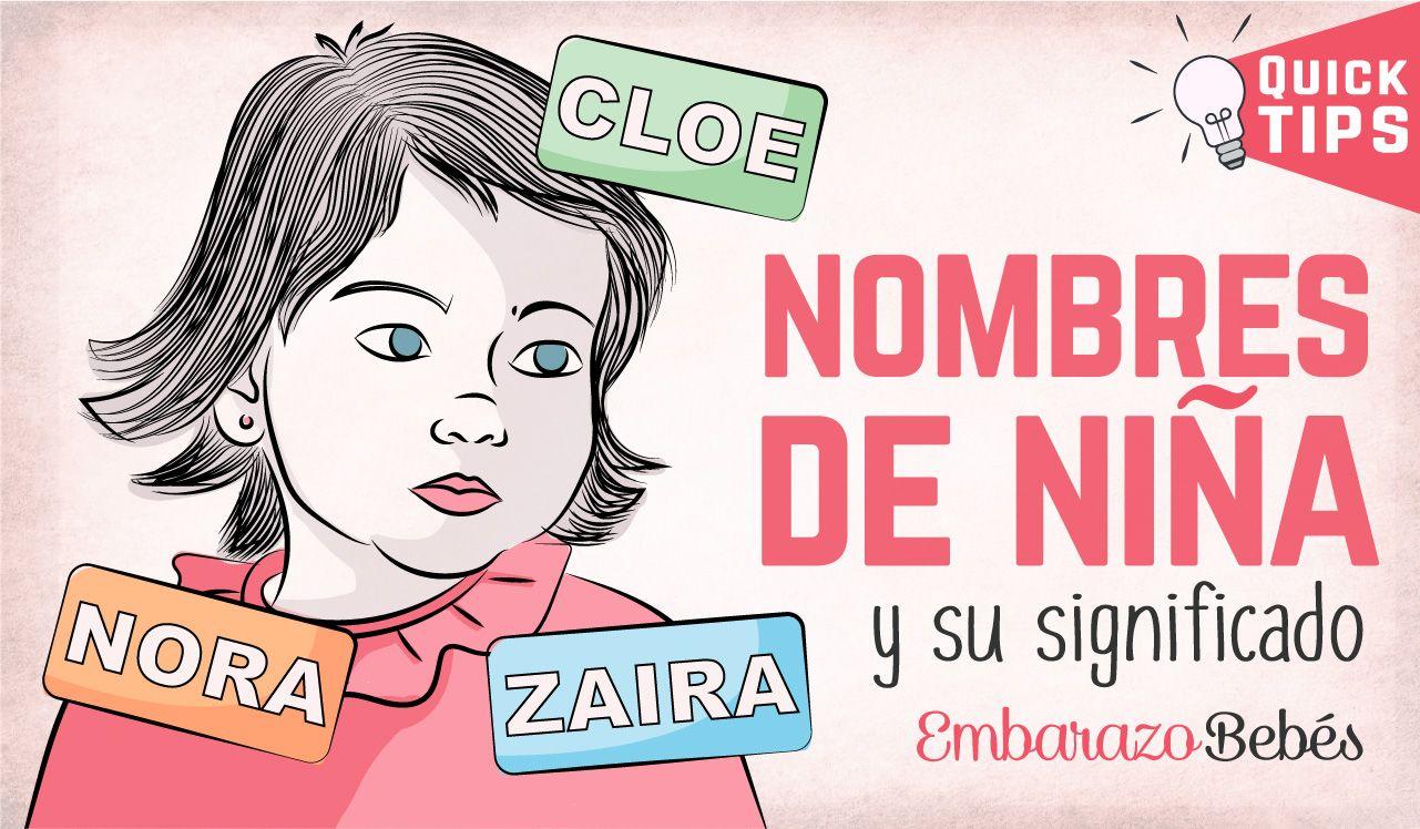 Nombres De Nina Nombres De Nina Que Son Tendencia En 2020