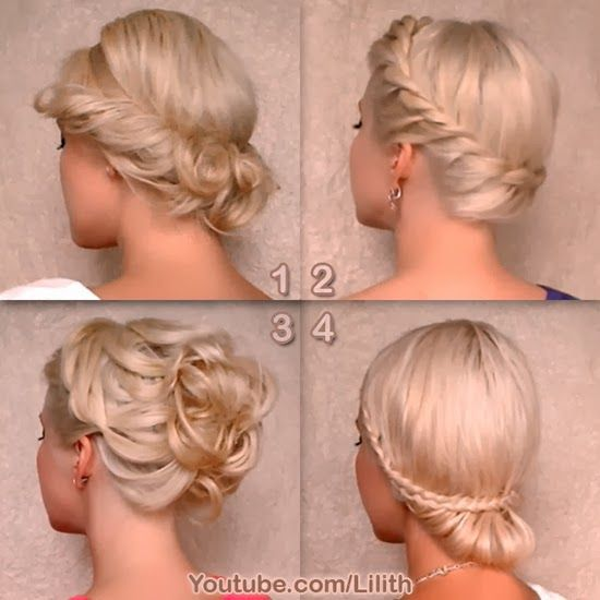 Greek Goddess Hairstyles Love This To Bad I Could Never Do This Lol Dream Closet Goddess Hairstyles Greek Goddess Hairstyles Hair Styles