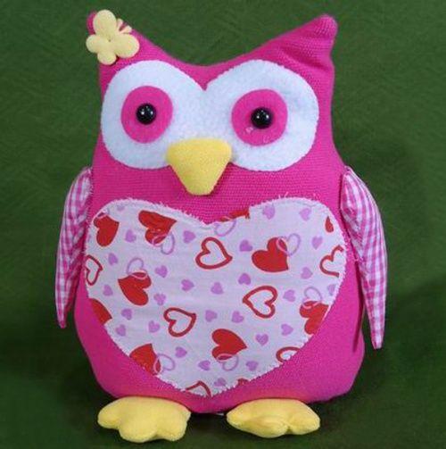 Owl Hearts