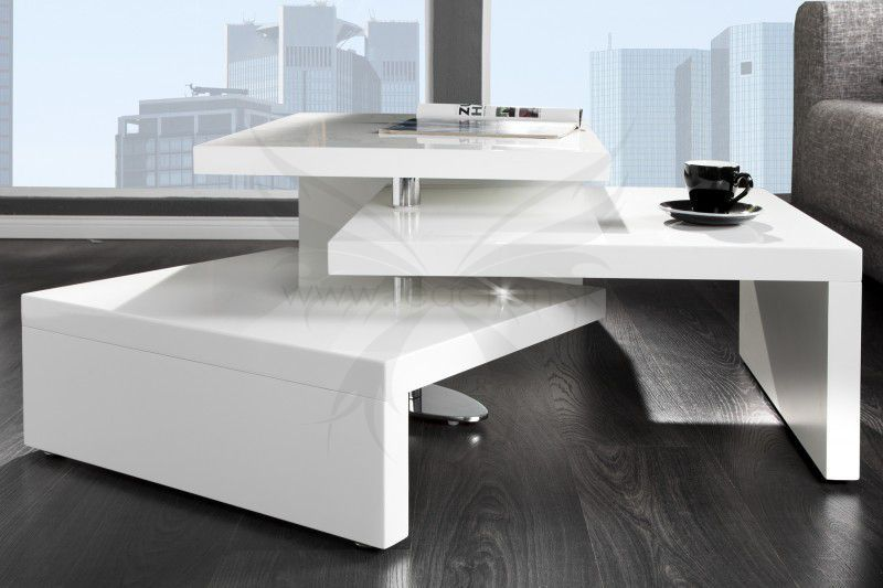 Luxusný konferenčný stolík Steps