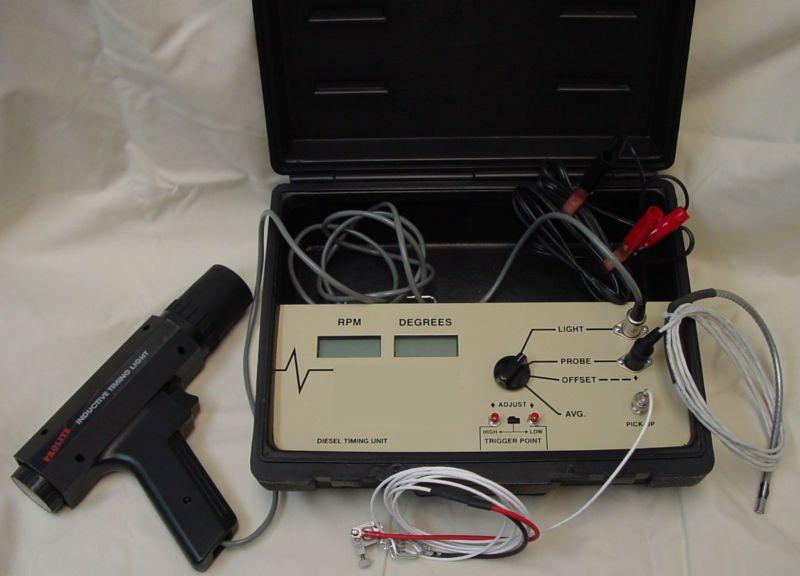 Diesel Engine Timing Light Tool Kit Diesel Engine Tool Kit Engineering