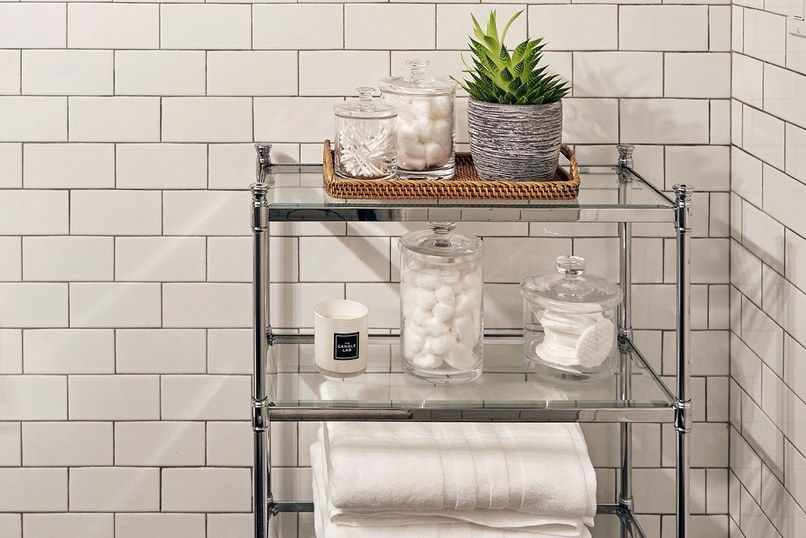 Badezimmer Organisation Ideen, die Sie so schnell wie möglich versuchen müssen