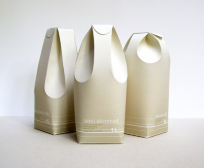 :: PACKAGING :: love the influence of an inverted scalloped fold #packaging