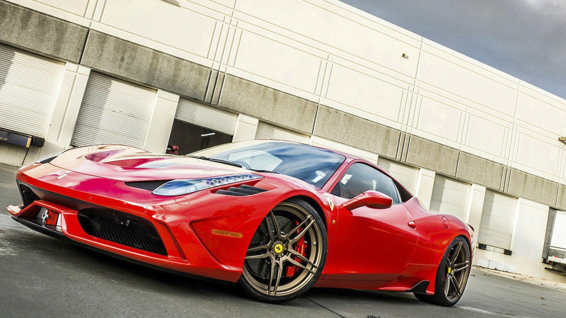 2019 Ferrari 458