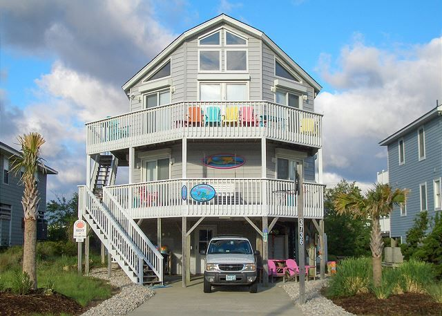 Key To Paradise Outer Banks Outer Banks Rental Homes