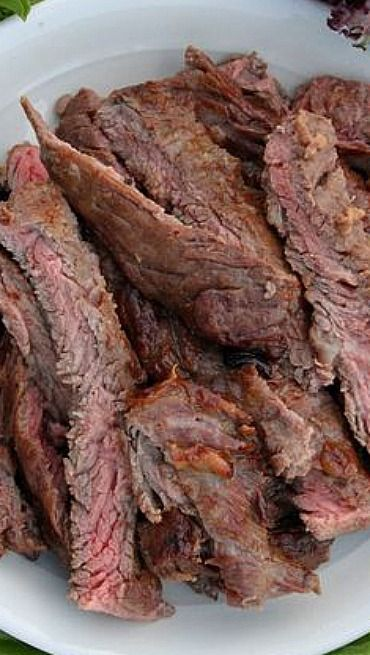 Best Marinade for Grilling Skirt Steak #marinadeforskirtsteak