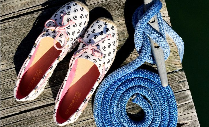 Getting Into Ship Shape: The Newest Nautical Accessories for Summer