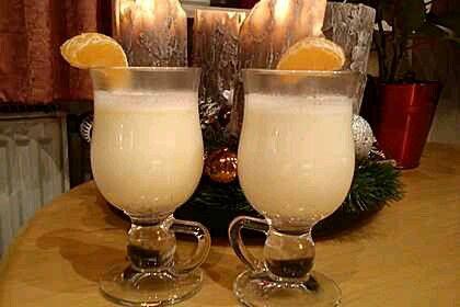 Super lecker Eierpunsch für Weihnachten