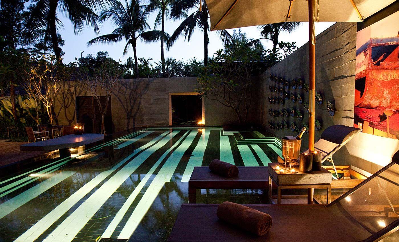 luxury 5 star resort phuket the slate phuket