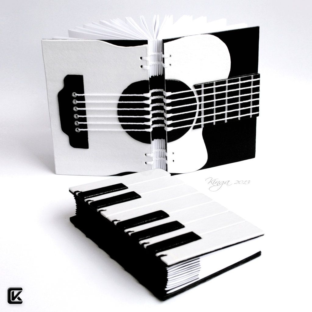 Book Cover Forros Zip : Si te gusta la musica decora asi tu cuaderno fotitos cool