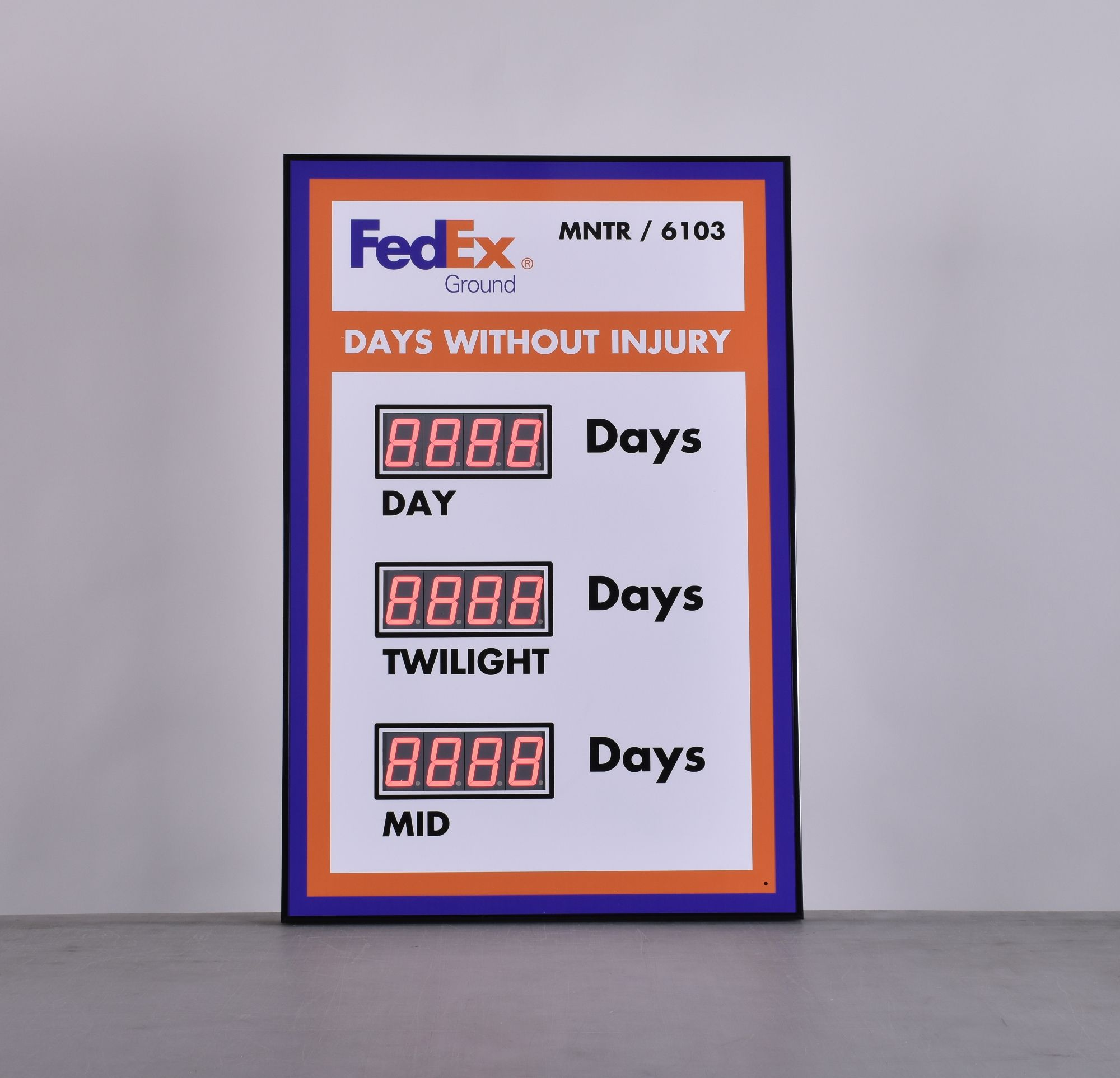 Fedex Delivery Days >> Check Out How Fedex Ground Mntl 6104 Is Tracking Days