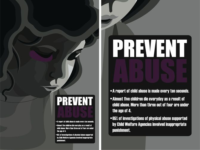 how to bring awareness to child abuse
