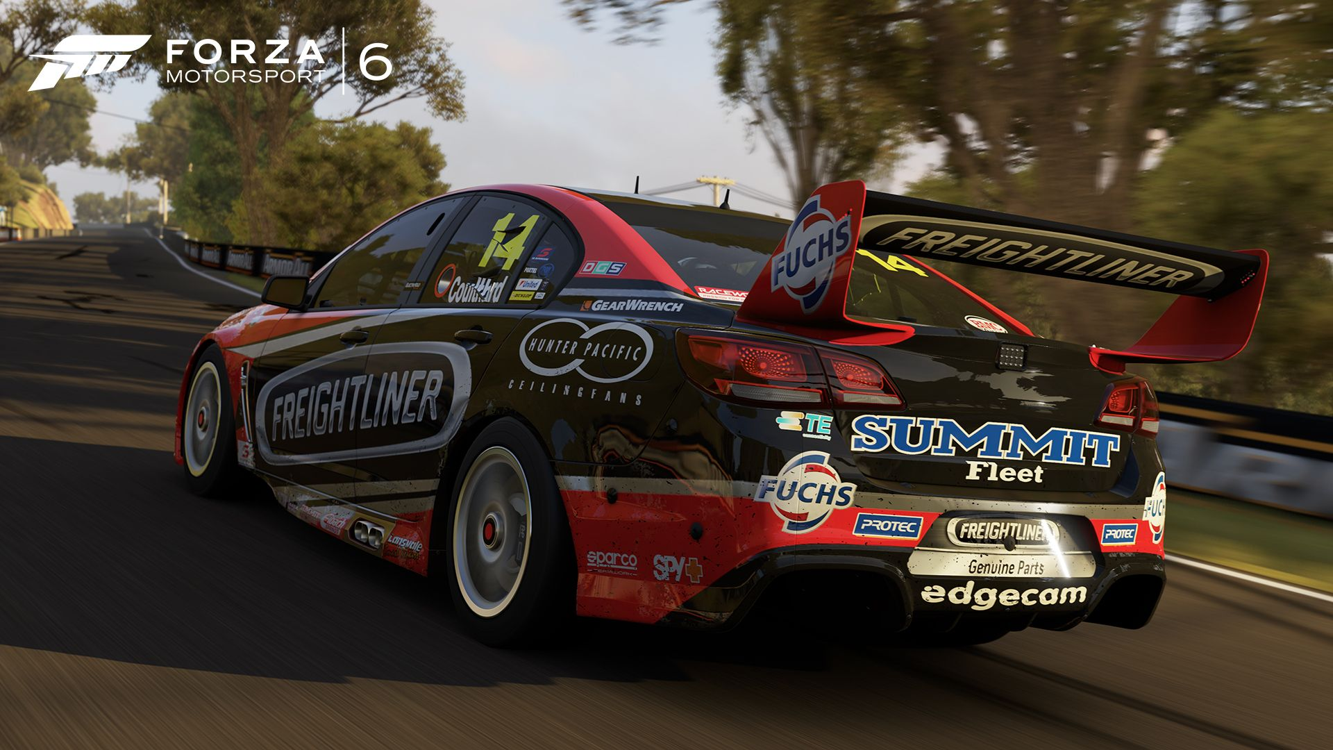 Race Down Under With V8 Supercars Australia In The Forza Motorsport 6 Garage Xbox Wire Forza Motorsport Forza Motorsport 6 V8 Supercars Australia