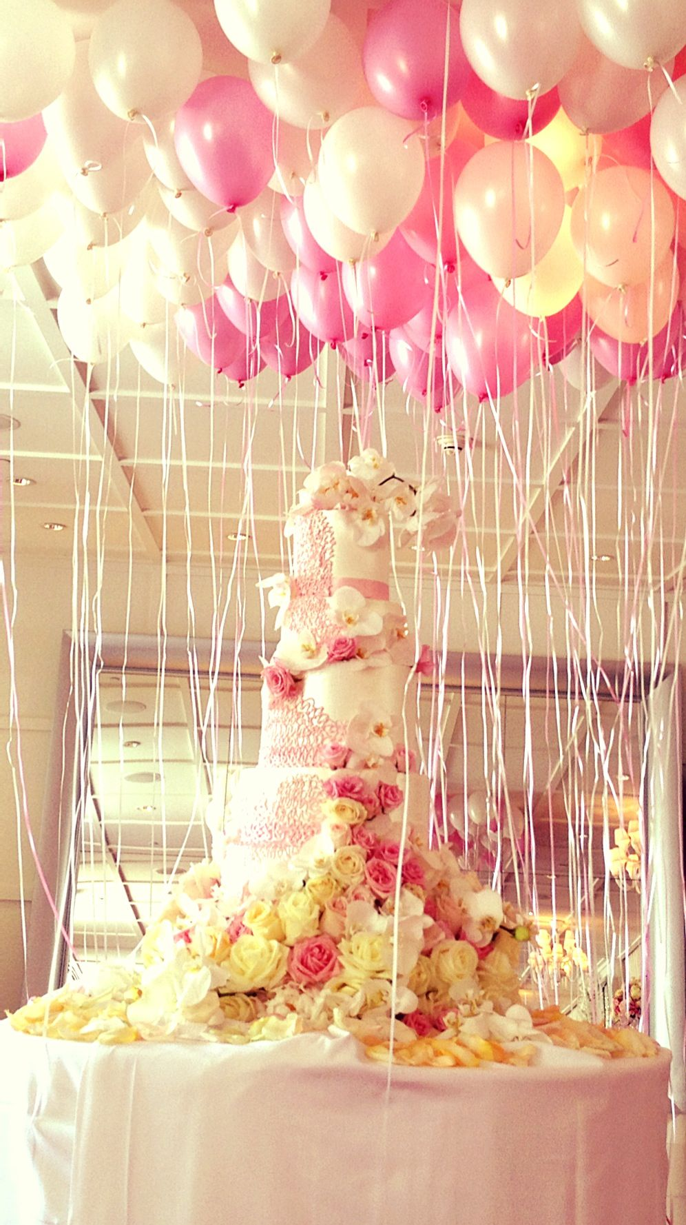 Amazing Cake Flowers By Dezign Shop Pink Pinterest Cake