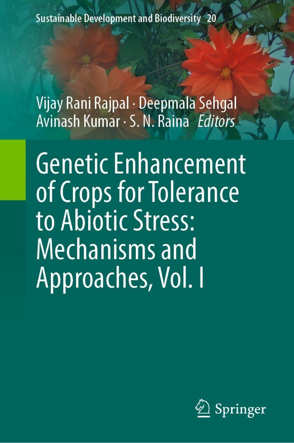 Genetic Enhancement Of Crops For Tolerance To Abiotic Stress