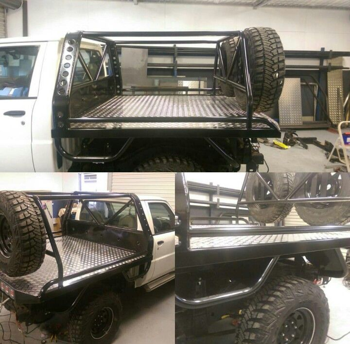 Pin By Randall Bakker On Welding Projects Truck Flatbeds Toyota
