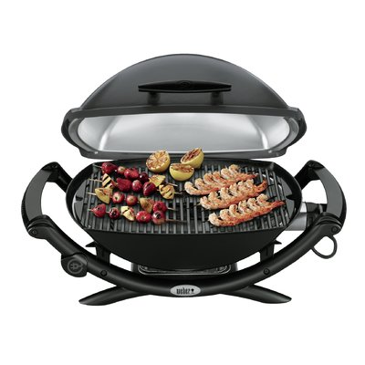 Weber Weber Q 2400 Electric Grill In 2019 Portable Charcoal