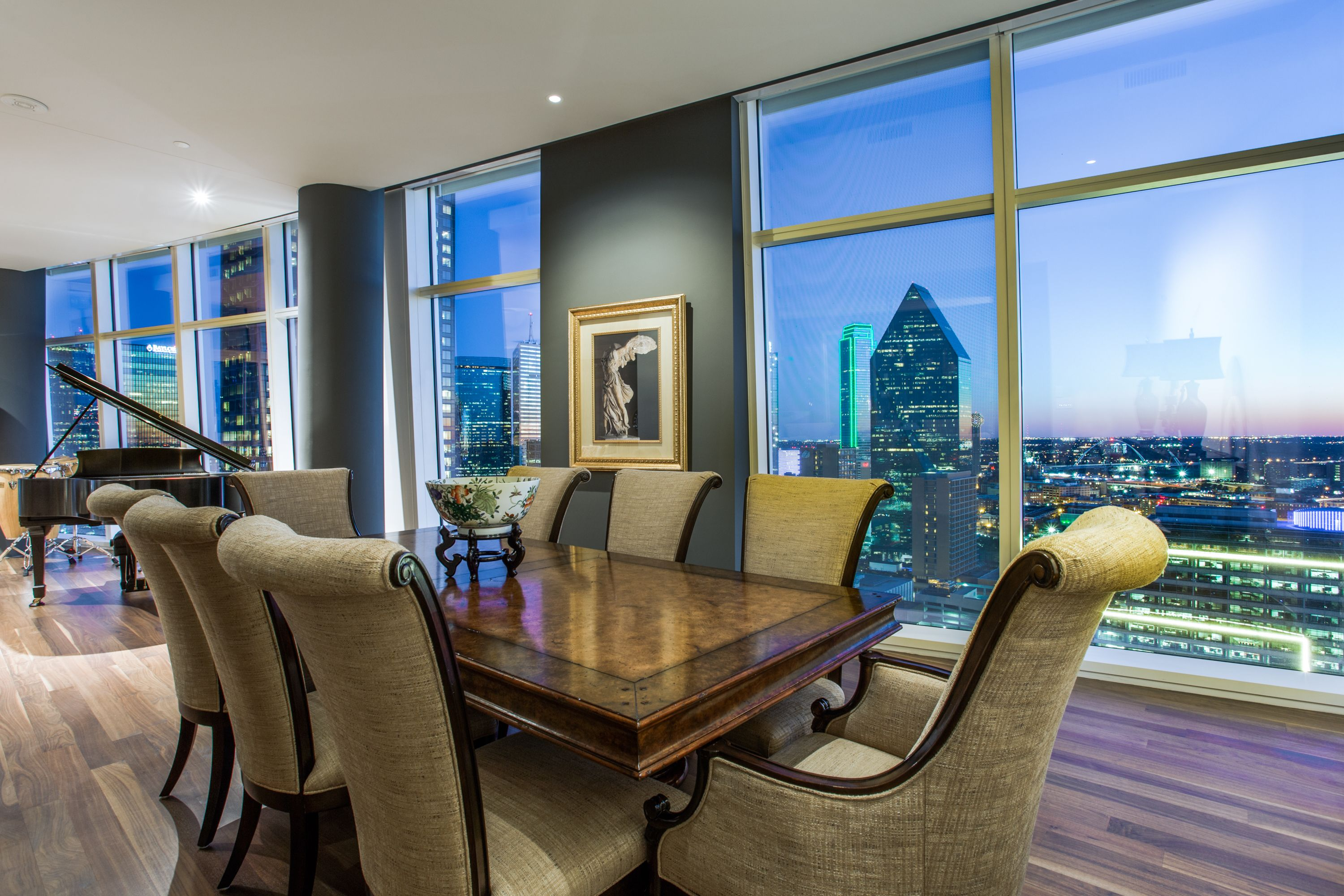 1918 Olive St. 2502, Dallas, Museum Tower 2502 Listed By